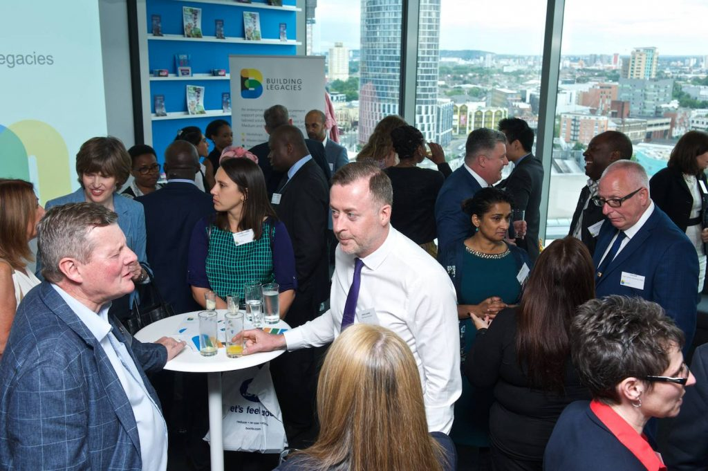 Building Legacies Launch Event