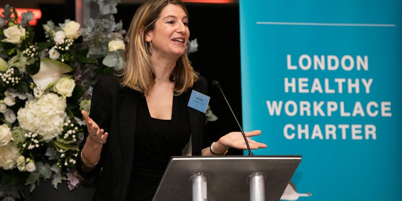 Greenwich Healthy Business Network Event 2019